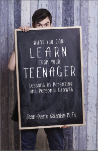 Book Cover - What You Can Learn From Your Teenager