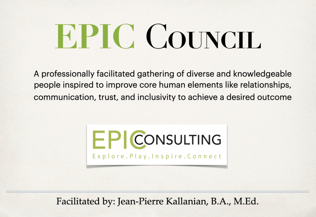 EPIC Council